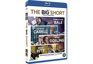 The Big Short Drama Blu-ray