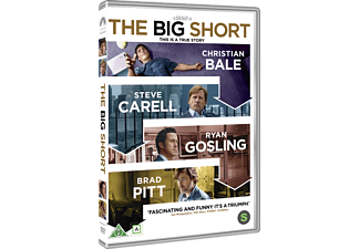 The Big Short Drama DVD