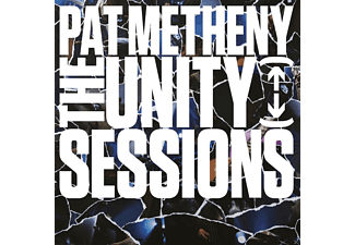 Pat Metheny The Unity Sessions CD