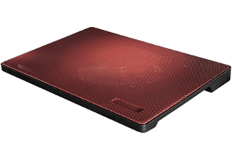 "HAMA ""Red"" Notebook Cooler - (00053066)"