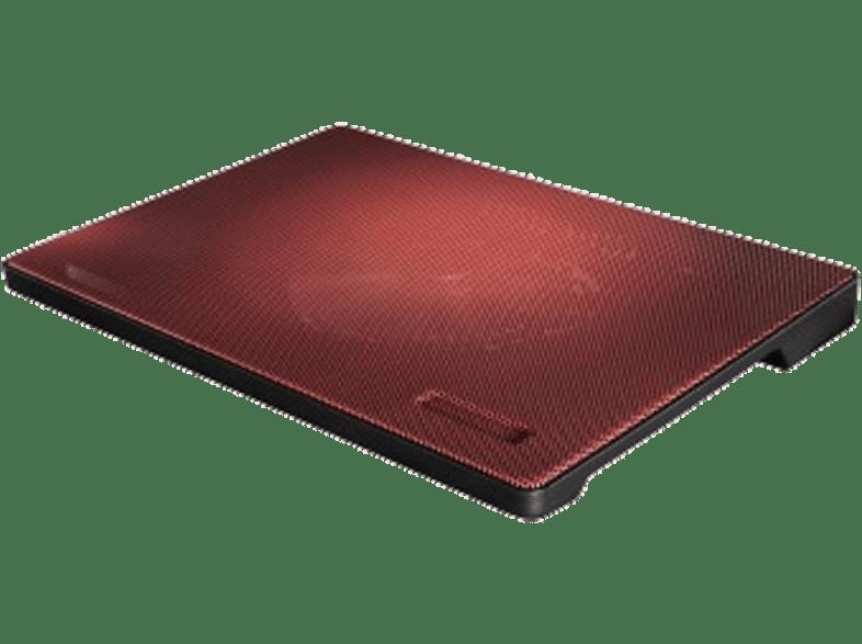 "HAMA """"Red"""" Notebook Cooler - (00053066) computing   tablets   offline αξεσουάρ υπολογιστών βάσεις notebook βάσεις laptop"