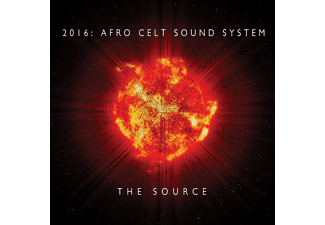 Afro Celt Sound System - The Source - (Vinyl)