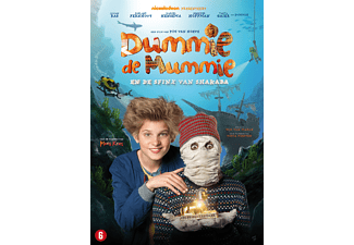 Dummie De Mummie En De Sfinx Van Shakaba | DVD