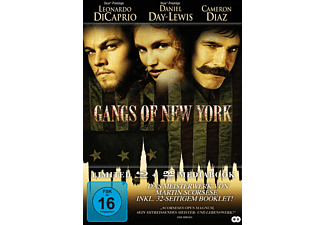 Gangs of New York - Limited BD & DVD Mediabook - (Blu-ray + DVD)
