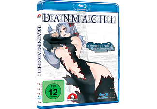 DanMachi - Vol. 3 - (Blu-ray)