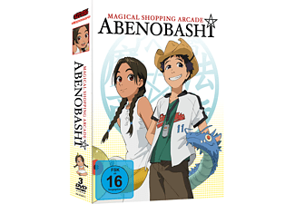 Magical Shopping Arcade Abenobashi - Gesamtausgabe - (DVD)