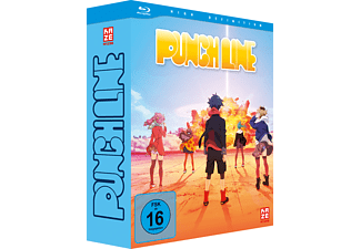 Punch Line – Vol. 1 – Limited Edition mit Sammelbox - (Blu-ray)