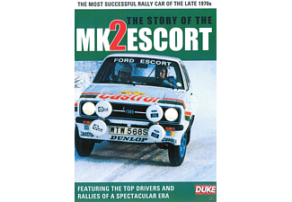 The Story of the MK2 Escort - (DVD)