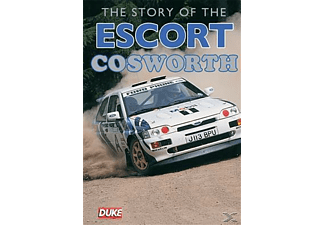 The Story of the Escort Cosworth - (DVD)