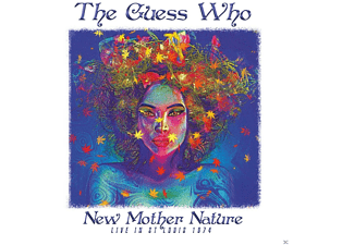 The Guess Who - New Mother Nature-Live In St.Louis - (CD)