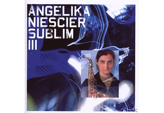 Angelika Niescier - Sublim III - (CD)