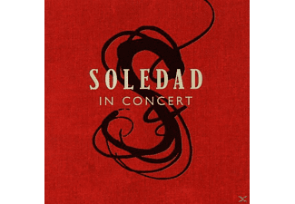 Soledad - In Concert - (CD)