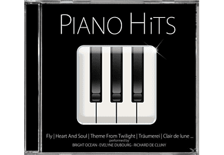 VARIOUS - Piano Hits-Klavier Hits - (CD)