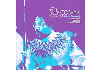 Billy Cobham - Live At Hofstra University,New York - (CD)