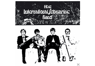 Gram Parson`s - The International Submarine Band - Safe At Home - (CD)