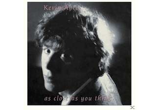 Kevin Ayers Featuring Ollie Halsall - As Close As You Think - (CD)