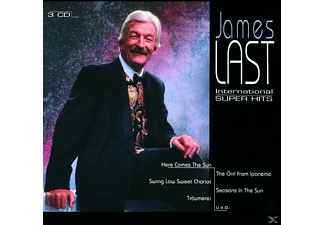 James Last - International Super Hits - (CD)