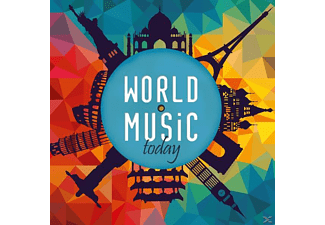 VARIOUS - Worldmusic Today - (CD)