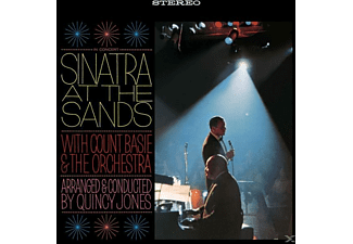 Frank Sinatra - Sinatra At The Sands (Live At The Sands Hotel) | LP