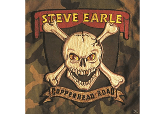 Steve Earle - Copperhead Road (Back To Black Ed.+DL-Code) - (Vinyl)
