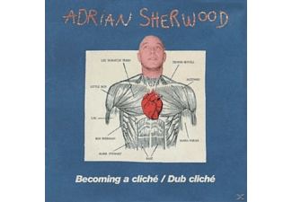 Adrian Sherwood - Becoming A Cliche/Dub Cliché - (CD)