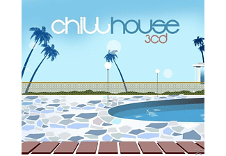 VARIOUS - Chill House - (CD)