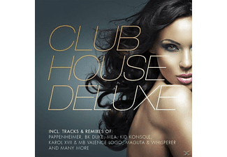 VARIOUS - Club House Deluxe - (CD)