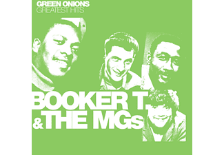 Booker T. & The M.G.'s - Green Onions: Greatest Hits - (CD)