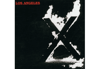 X - Los Angeles [CD]