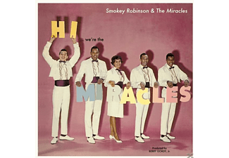 Smokey Robinson - Hi...We're The Miracles+5 Bonus Tracks (Ltd.18 - (Vinyl)