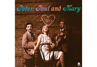 Paul & Mary Peter - Peter,Paul & Mary+3 Bonus Tracks (Ltd.180g Vin - (Vinyl)