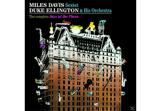 Miles Sextet Davis - The Complete Jazz At The Plaza+11 Bonus Tracks - (CD)