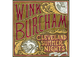 Wink Burcham - Cleveland Summer Nights - (CD)