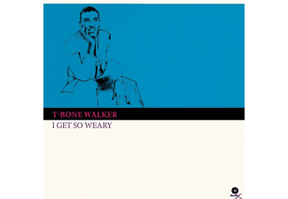 T-Bone Walker - I Get So Weary+4 Bonus Tracks (Ltd.180g Vinyl) - (Vinyl)
