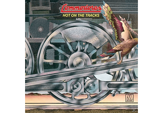 The Commodores - Hot On The Tracks - (CD)