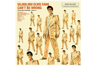 Elvis Presley - 50.000.000 Elvis Fans Can't Be Wrong (Ltd.180g VI - (Vinyl)
