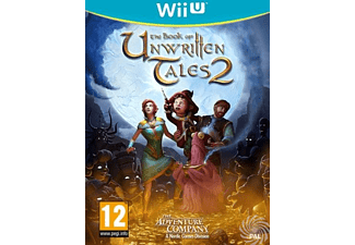 Book Of Unwritten Tales 2 | Wii U