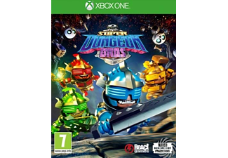 Super Dungeon Bros | Xbox One