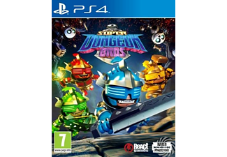 Super Dungeon Bros | PlayStation 4