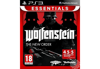 Wolfenstein - The New Order | PlayStation 3