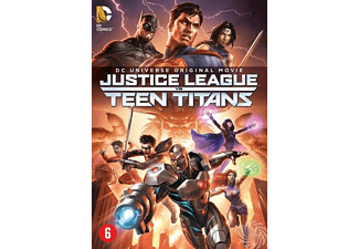Justice League Vs. Teen Titans | DVD