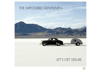 The Impossible Gentlemen - Let's Get Deluxe - (CD)