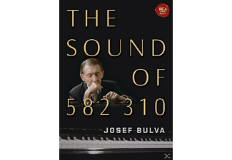Josef Bulva - The Sound of 582 310 - (DVD)
