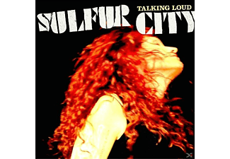 Sulfur City - Talking Loud - (CD)