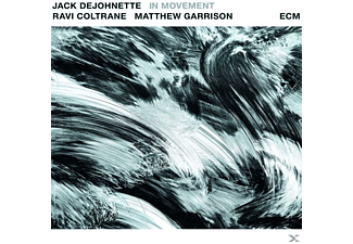 Jack DeJohnette, Ravi Coltrane, Matthew Garrison - In Movement - (Vinyl)