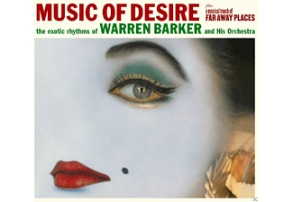 Warren Orchestra Barker - Music Of Desire [CD]