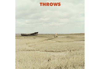 Throws - Throws (180 Gr.Vinyl+MP3) - (LP + Download)