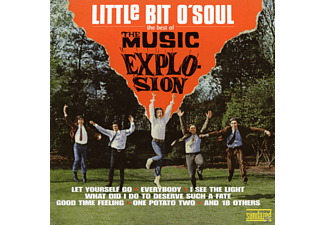 The Music Explosion - Little Bit Of Soul-Best - (CD)