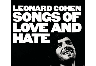 Leonard Cohen SONGS OF LOVE & HATE Βινύλιο