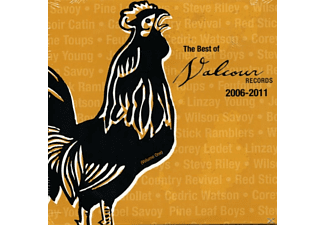 VARIOUS - The Best Of Valour Records 2006-2011 - (CD)